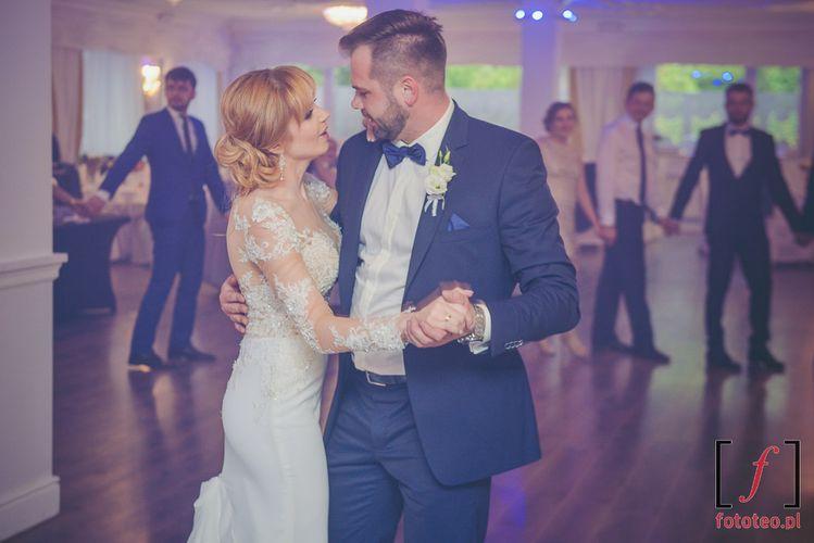 Pierwszy taniec fotografia