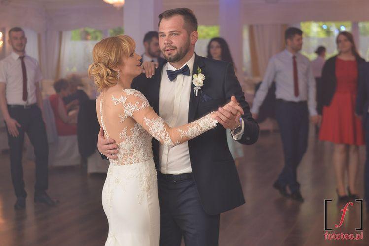 Pierwszy taniec małżonków