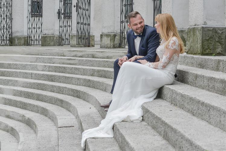 Fotograficzna sesja ślubna Bielsko-Biała