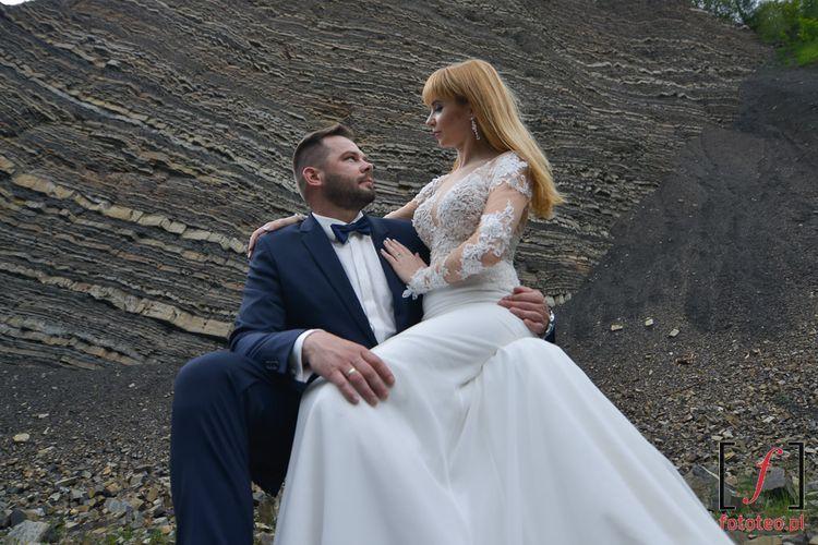 Plener ślubny w Kozach