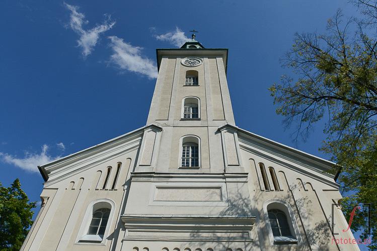 Kościół ewangelicki w Starym Bielsku