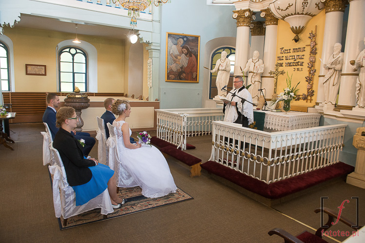 Ślub w Bielsku-Białej. Stare Bielsko