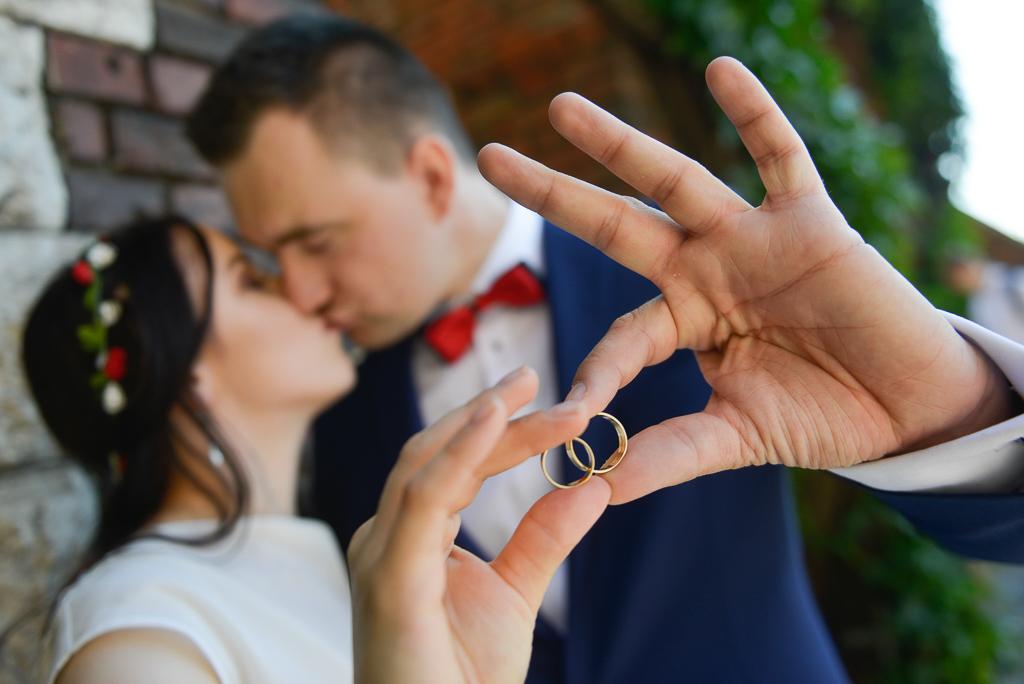 Sesja ślubna na Wawelu