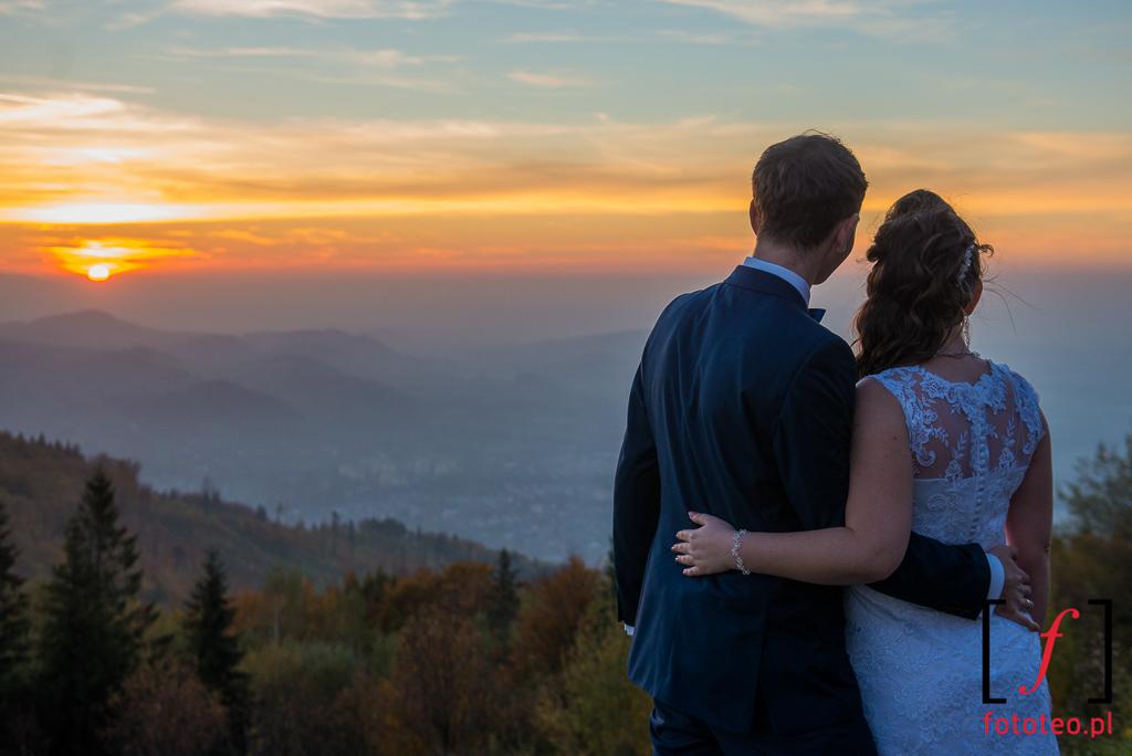 Ślub w Wiśle sesja