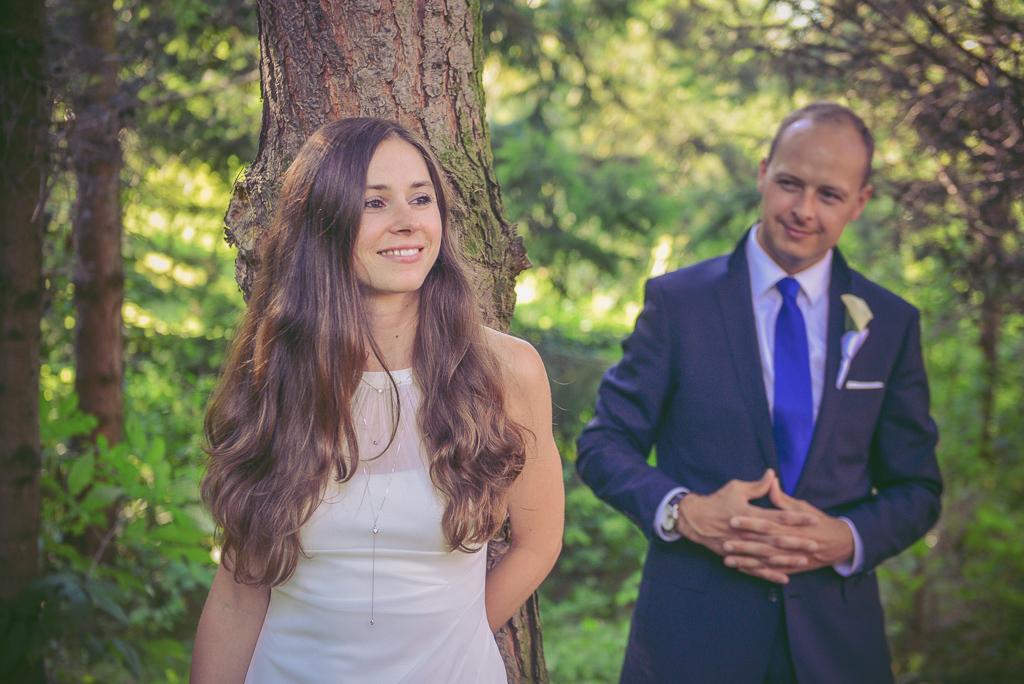 Rustykalne sesje ślubne Czechowice-Dziedzice