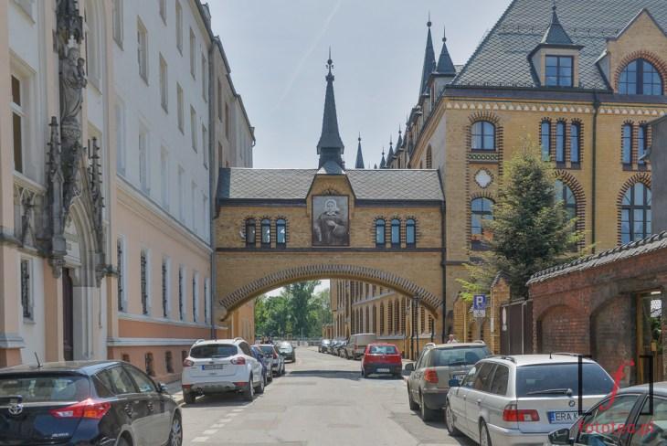 Ostrow Tumski we Wroclawiu