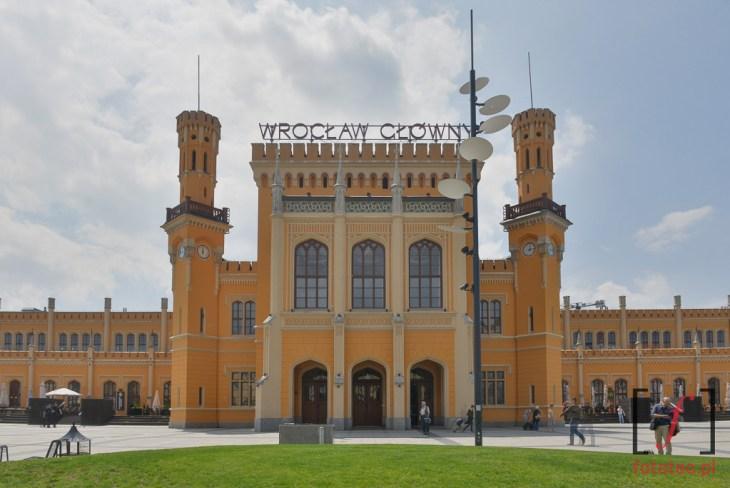 Wroclaw Dworzec Glowny