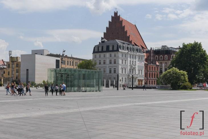 Wroclaw Plac Wolnosci