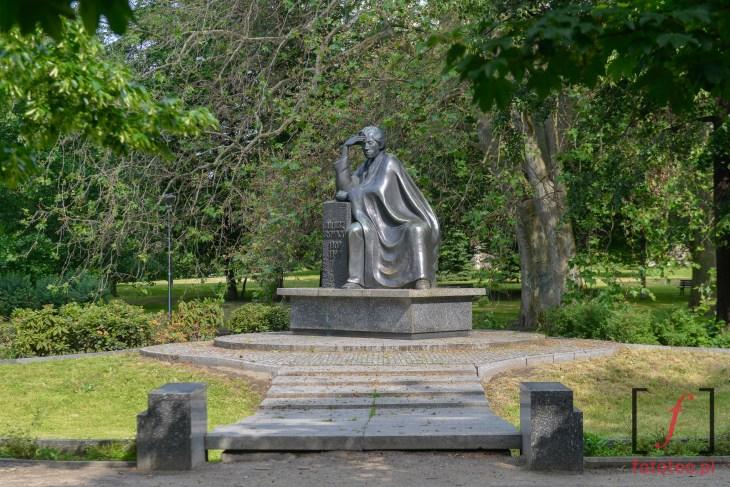 Pomnik Słowackiego Wrocław