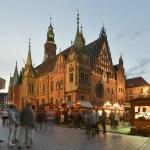 Wrocław: fotografia miasta. Część 1: rynek iokolice