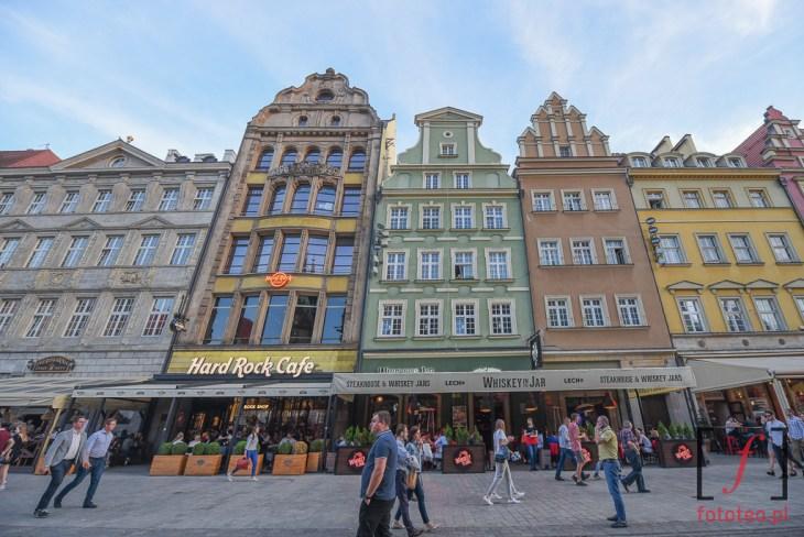 Rynek weWroclawiu