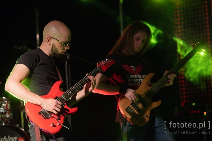 Gitarzysta Tomasz Madzia