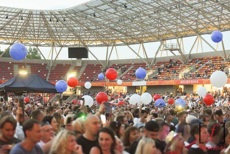 90' Festival na Stadionie Miejskim