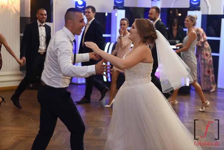 Impreza weselna w Starej Cynkowni