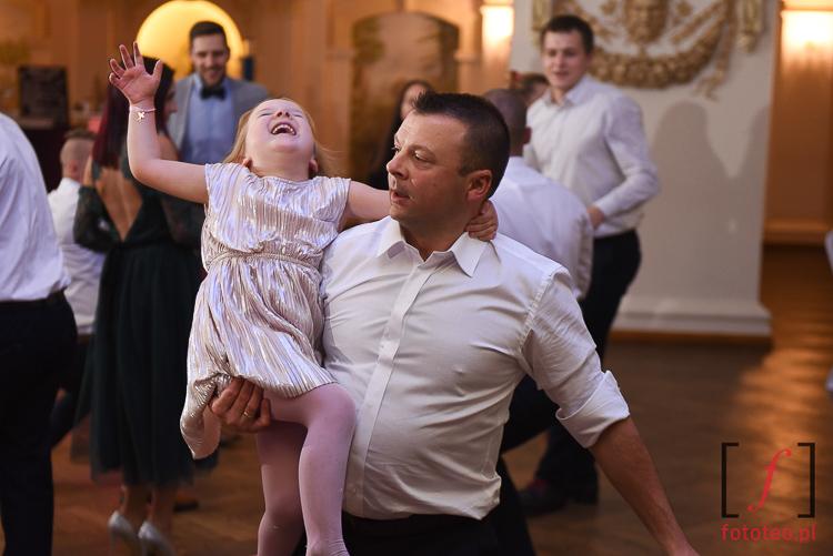 Zabawa weselna w Starej Cynkowni
