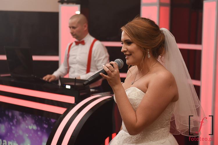 Niespodzianka weselna pani mlodej