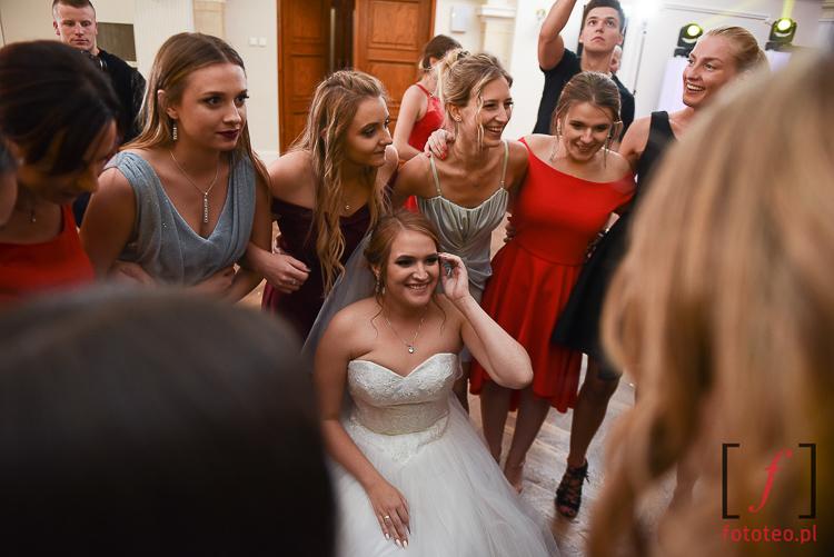 Oczepiny weselne Stara Cynkownia