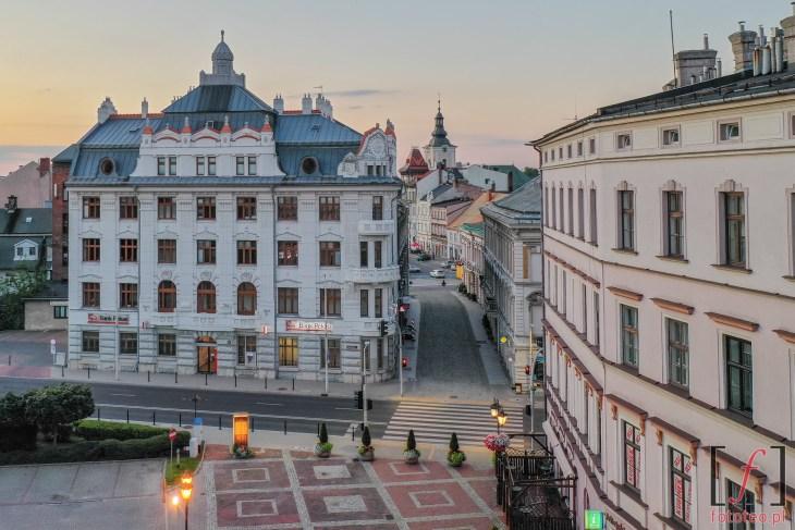 Plac Ratuszowy Bielsko-Biala