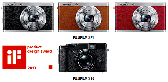 Fujifilm-XF1-and-X10-win-2013-iF-Product-Design-Award