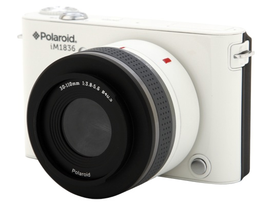 Polaroid-iM1836-mirrorless-camera