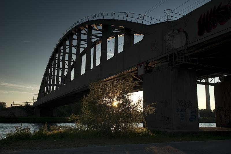 Spoorbrug Utrecht