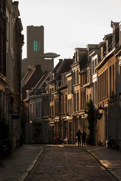 Haverstraat, Inktpot en ufo