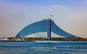 Dubai, UAE - The iconic Jumeirah Beach Hotel