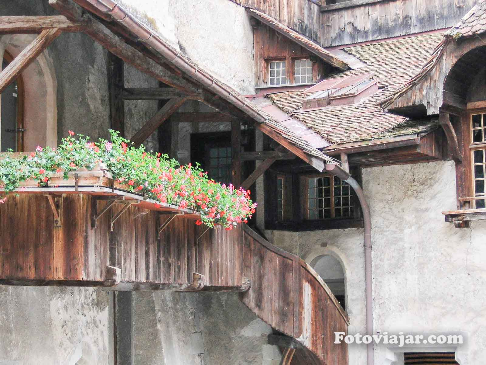 castelo chillon