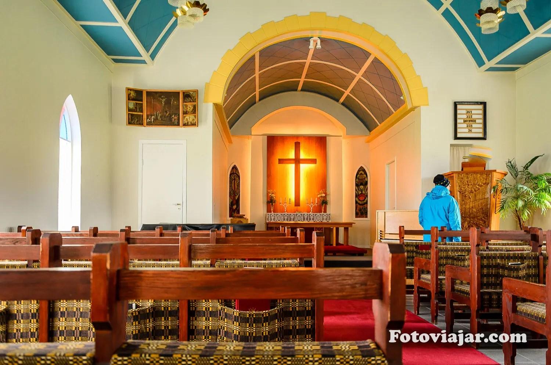 islandia igreja