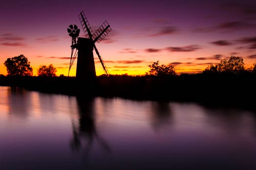 windmill hengistbury canvas