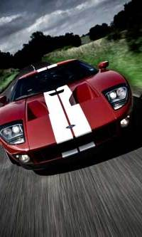 Ford GT Print