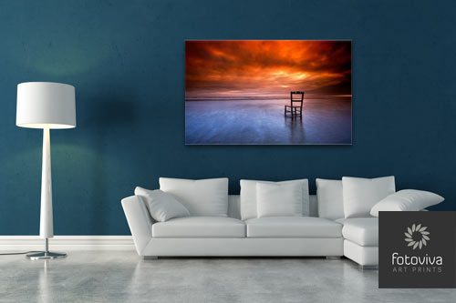 large canvas art print