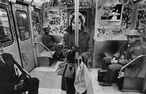 Richard Sandler American subway street photography