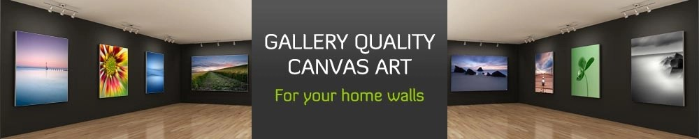 gallery quality canvas art for interior design