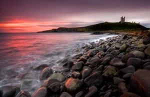 Greymare Dawn - Dunstanburgh