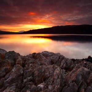 Loch Sunart at Dawn
