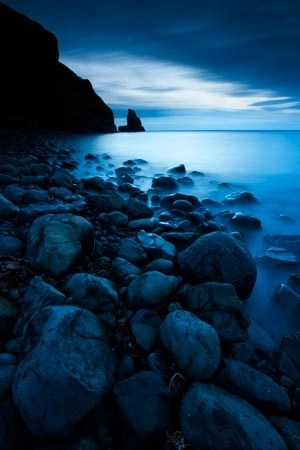 Talisker Bay Moonlight