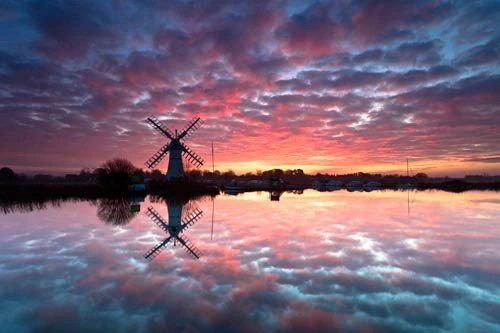Thurne Sunrise