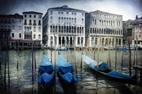 Venice in Blue