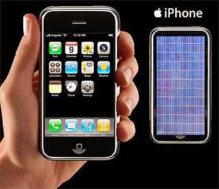 Grazie al brevetto, l'iPhone del futuro potrebbe essere alimentato solo a energia solare