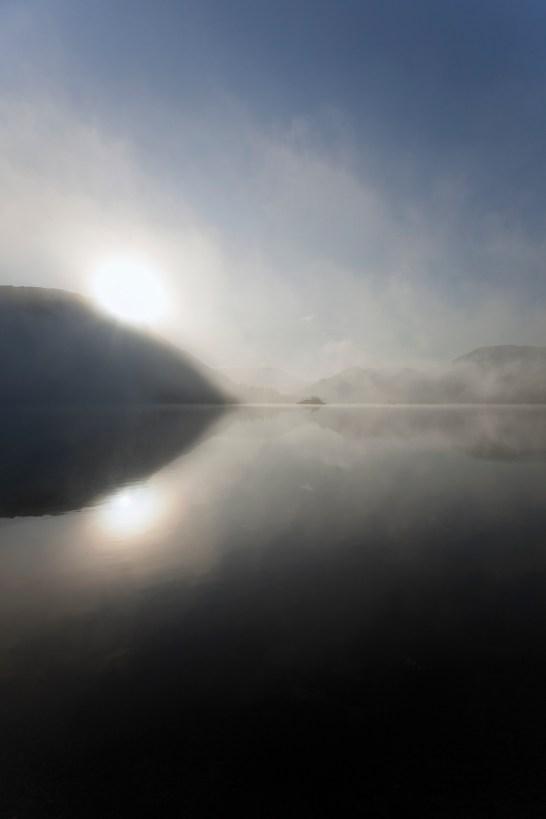 Ullswater Misty Sunrise. © Stuart Holmes