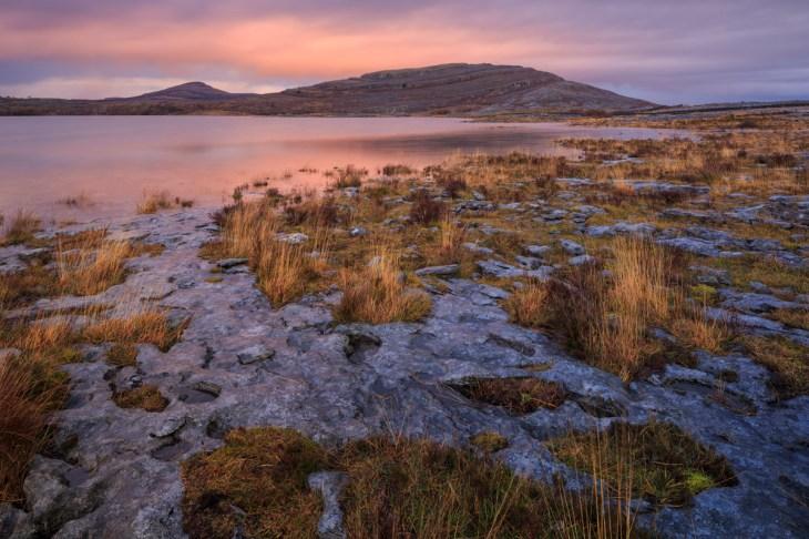Mullagh More, Burren National Park, The Burren, County Clare, Ireland. Canon EOS 5D III, Canon 24mm TS-E, f10, 8 sec., ISO 100, Polarizer, Tripod © Carsten Krieger