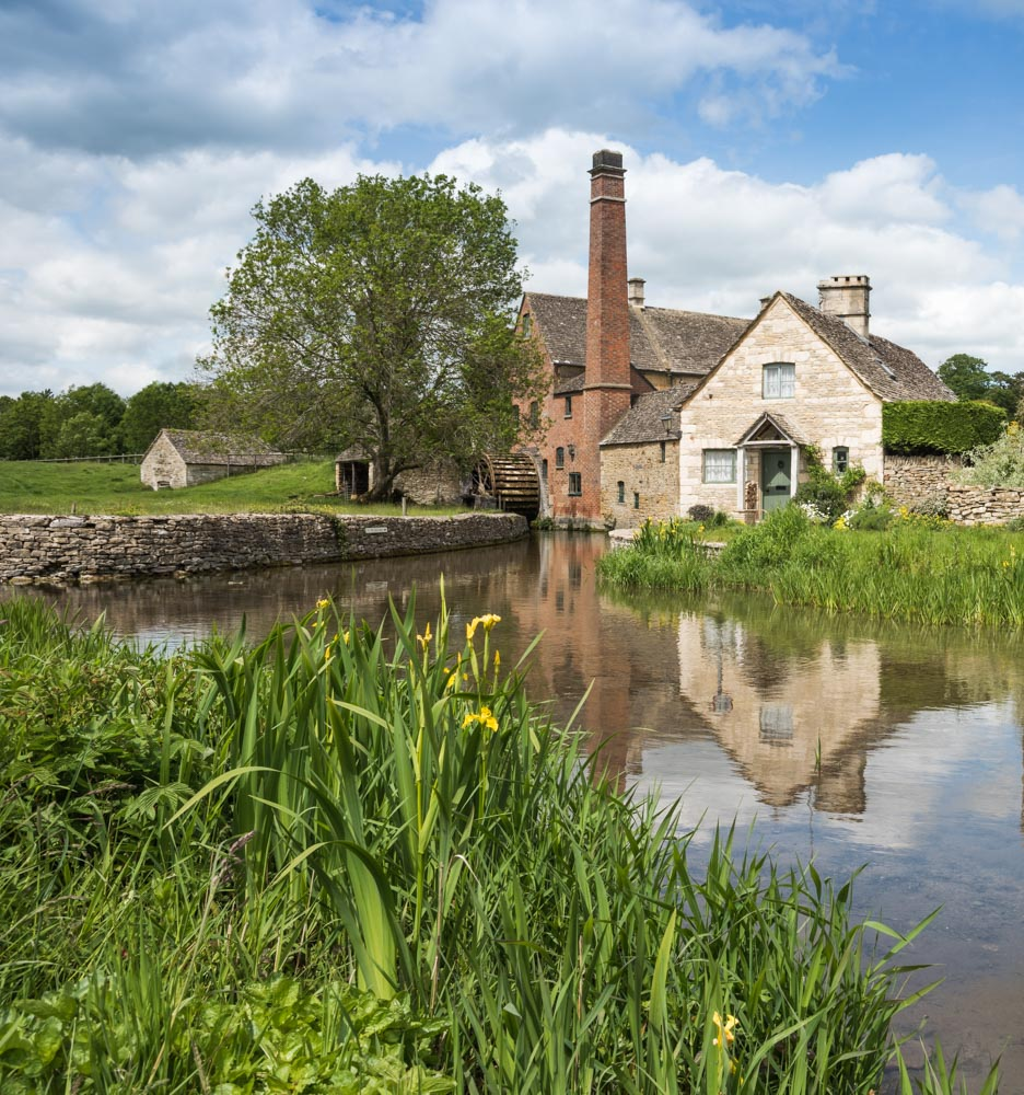 The Old Mill, Lower Slaughter, Gloucestershire. © Sarah Howard
