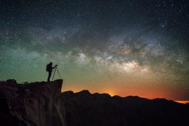 La-Palma-Milky-Way-Selfie