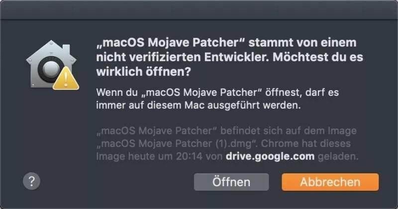 Teamviewer for mac is the complete solution for establishing remote connections,. Wie Du Deinen Alten Mac Auf Das Neueste Betriebssystem Macos Mojave Updatest Obwohl Er Eigentlich Nicht Unterstutzt Wird Fotoworkshop Stuttgart