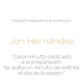 Entrevista Jon Hernandez Foto Edicion