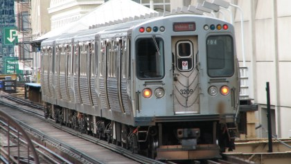 "Photo of Chicago ""El"" train"