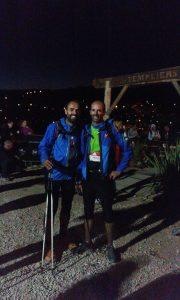 Trail des Templiers du 26 Octobre 2014