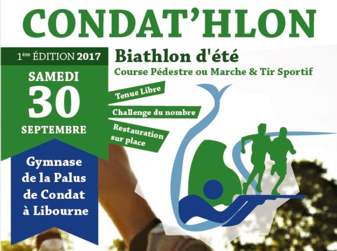Le Condat'hlon 2017 !