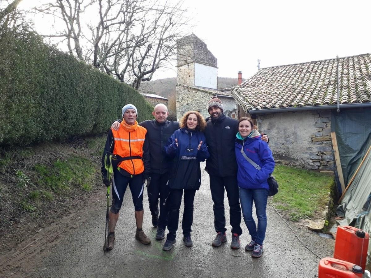 24h Trail de Bruniquel des 3 et 4 Février 2018